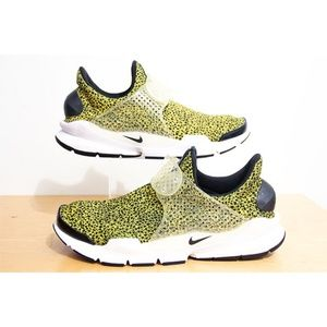 Nike Sock Dart QS Safari Size 9 SAMPLE 942198-700